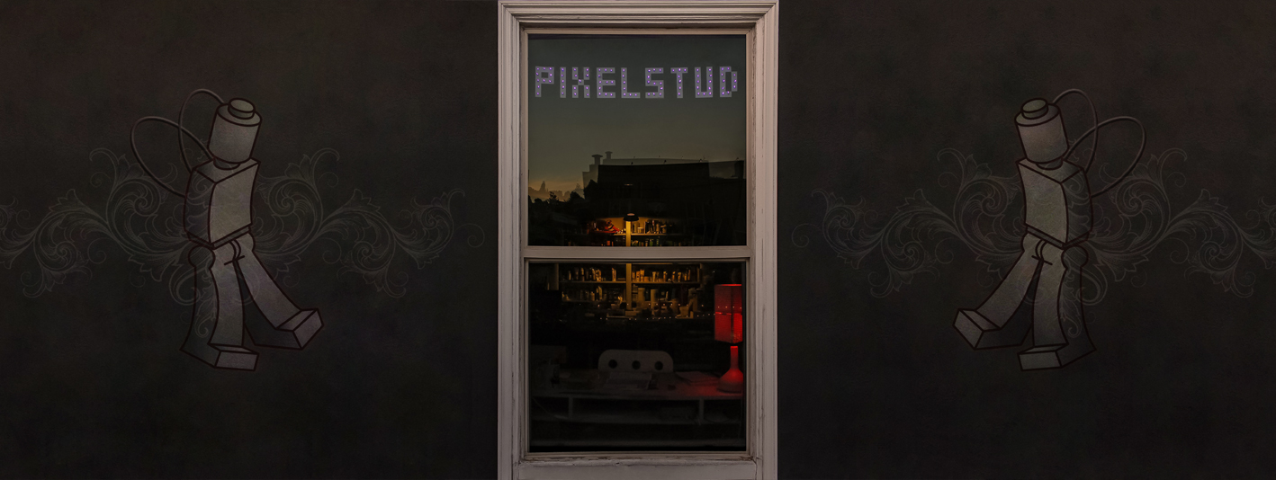The Pixelstud™ Open Studio November 7th & 8th, 2015 11AM - 6PM